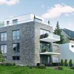 Multi familly residential house in germany - exterior