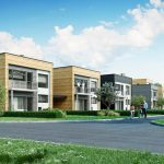 3D Images of suburbs prepared for Norwegian company Viscato