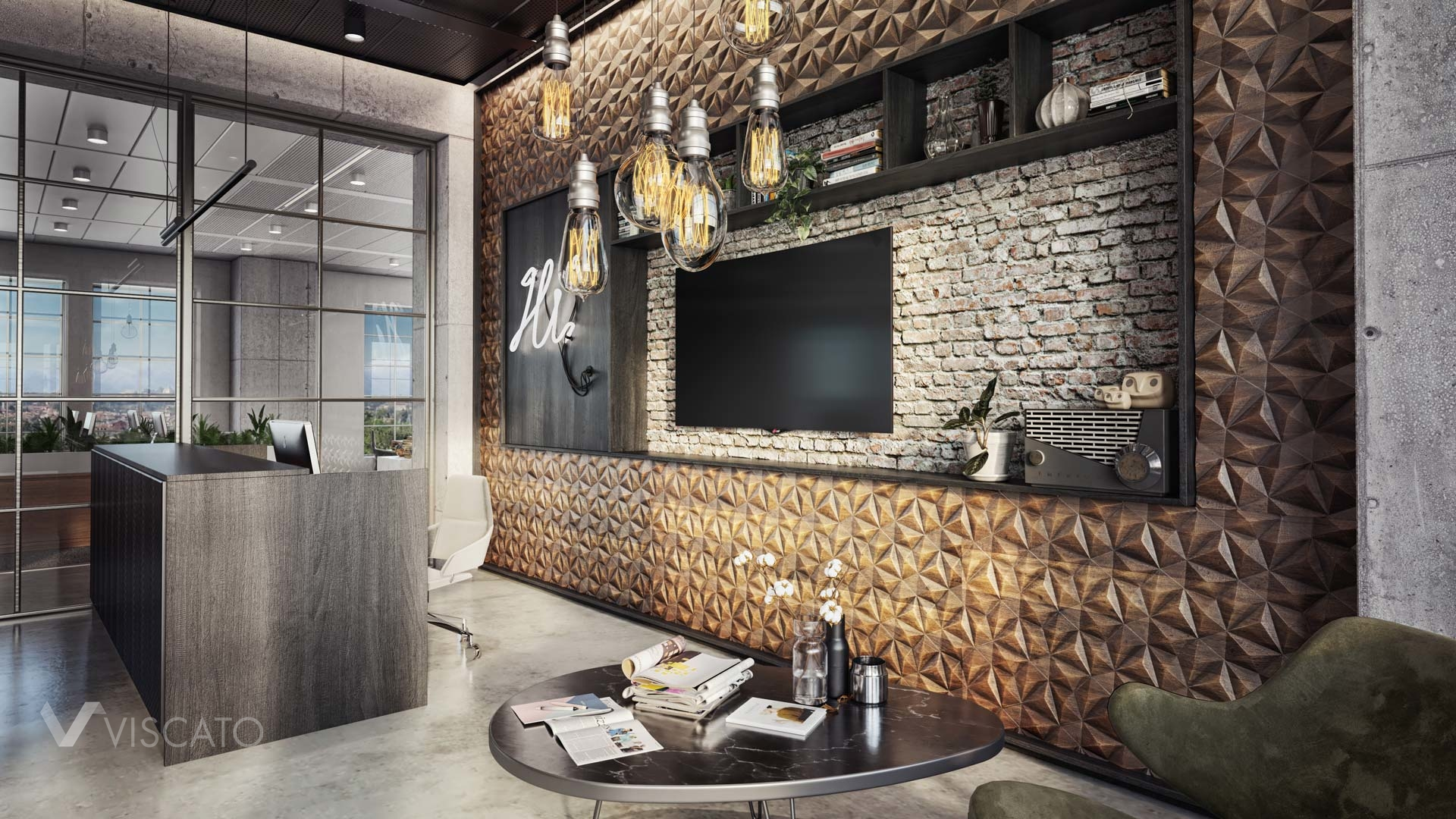 Decorative panels in 3D, 3ds Max