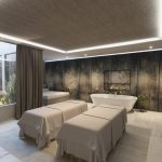 Massage room, 3D Interior