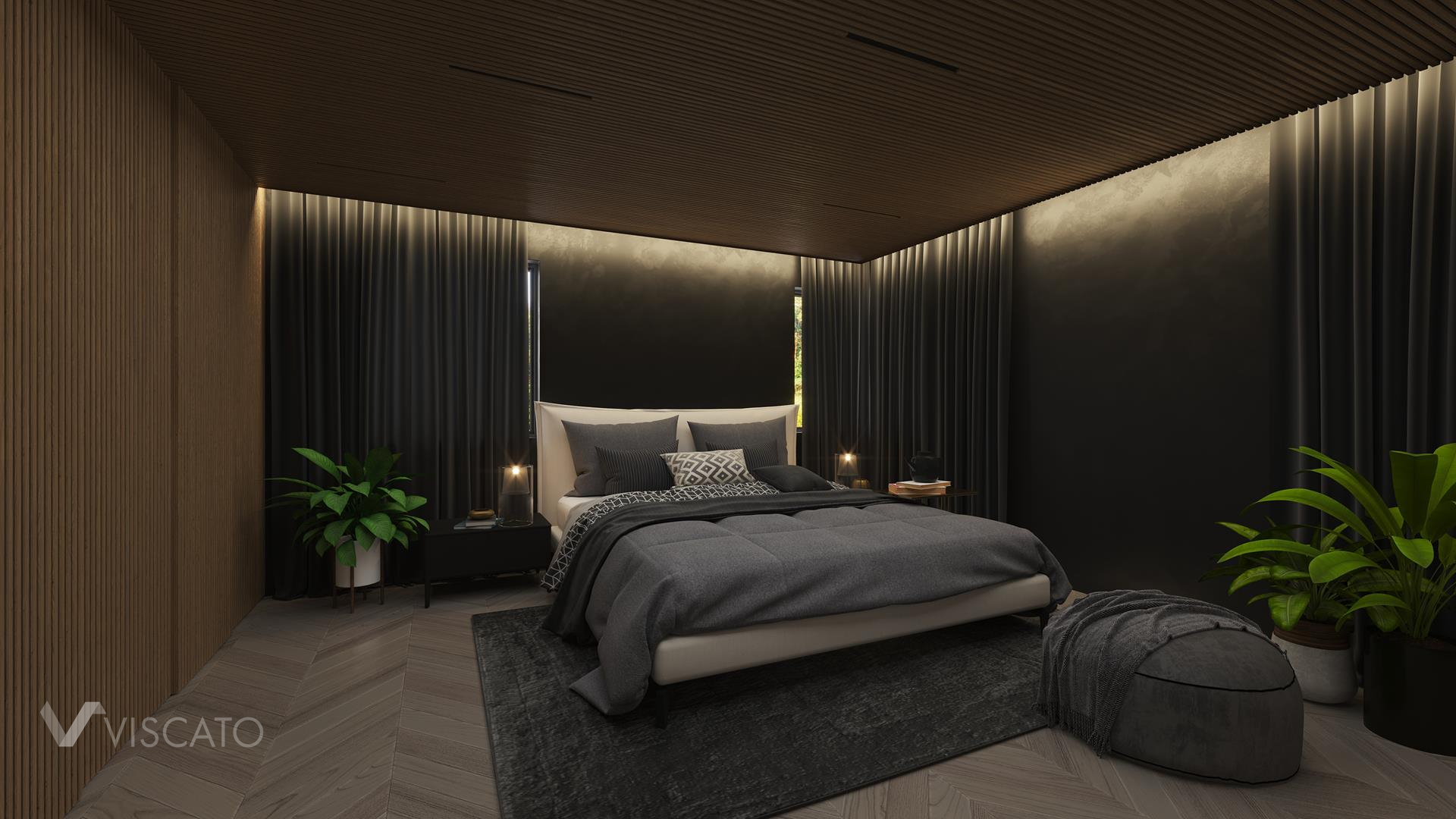 Greenery, 3D Interior Render